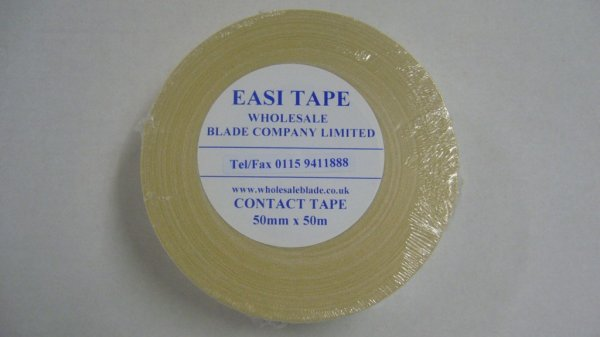 50mm Double Sided Contact Tape