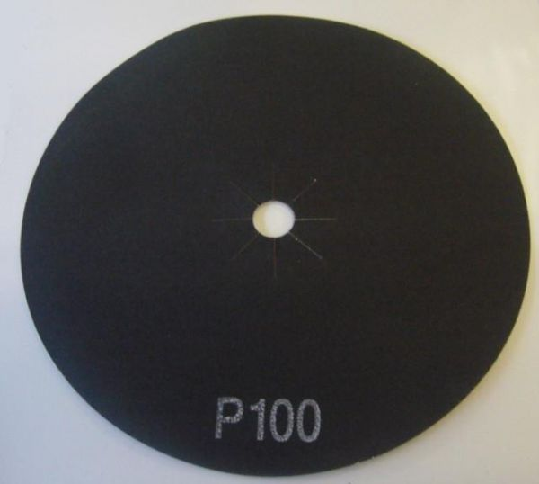 "16"" Sanding Disc Double Sided P100 Grit - Smooth"
