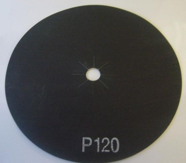 "16"" Sanding Disc Double Sided P120 Grit - Smooth"
