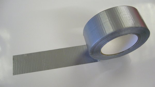 Silver Gaffa Tape/Duct Tape